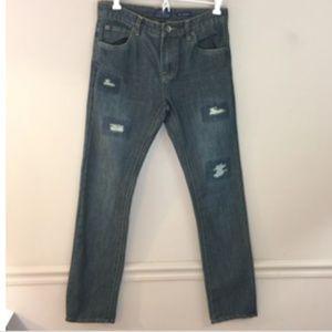 Lucky Brand Billy Straight Leg Jeans